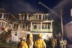 House Fire, 40-42 West Water Street, US209, Coaldale, 8-4-2015 (386)