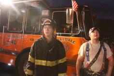 House Fire, 40-42 West Water Street, US209, Coaldale, 8-4-2015 (402)