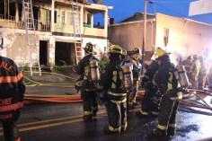 House Fire, 40-42 West Water Street, US209, Coaldale, 8-4-2015 (424)