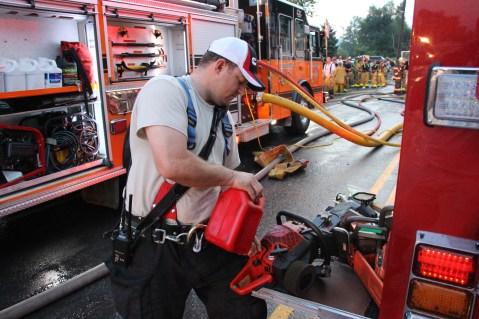 House Fire, 40-42 West Water Street, US209, Coaldale, 8-4-2015 (484)