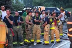 House Fire, 40-42 West Water Street, US209, Coaldale, 8-4-2015 (488)