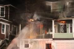 House Fire, 40-42 West Water Street, US209, Coaldale, 8-4-2015 (5)