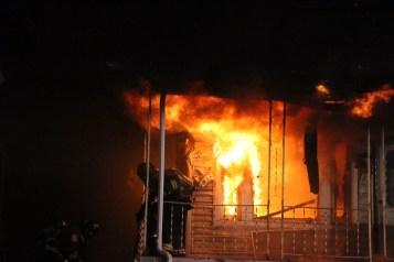 House Fire, 40-42 West Water Street, US209, Coaldale, 8-4-2015 (50)