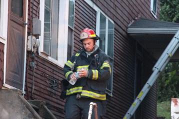 House Fire, 40-42 West Water Street, US209, Coaldale, 8-4-2015 (532)