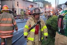 House Fire, 40-42 West Water Street, US209, Coaldale, 8-4-2015 (554)