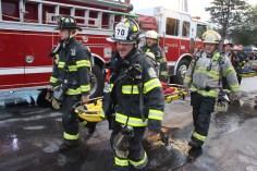 House Fire, 40-42 West Water Street, US209, Coaldale, 8-4-2015 (571)