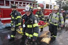 House Fire, 40-42 West Water Street, US209, Coaldale, 8-4-2015 (572)