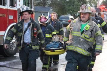 House Fire, 40-42 West Water Street, US209, Coaldale, 8-4-2015 (576)