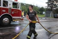 House Fire, 40-42 West Water Street, US209, Coaldale, 8-4-2015 (587)
