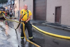 House Fire, 40-42 West Water Street, US209, Coaldale, 8-4-2015 (589)
