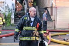 House Fire, 40-42 West Water Street, US209, Coaldale, 8-4-2015 (616)