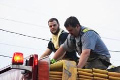 House Fire, 40-42 West Water Street, US209, Coaldale, 8-4-2015 (680)