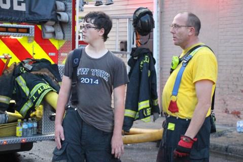 House Fire, 40-42 West Water Street, US209, Coaldale, 8-4-2015 (686)