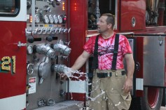 House Fire, 40-42 West Water Street, US209, Coaldale, 8-4-2015 (727)