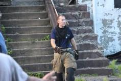 House Fire, 40-42 West Water Street, US209, Coaldale, 8-4-2015 (758)