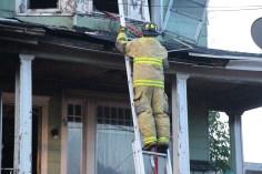 House Fire, 40-42 West Water Street, US209, Coaldale, 8-4-2015 (774)