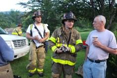 House Fire, 40-42 West Water Street, US209, Coaldale, 8-4-2015 (782)