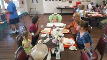 Lasagna Dinner Fundraiser, Trinity United Church of Christ, Tamaqua, 8-23-2015 (15)