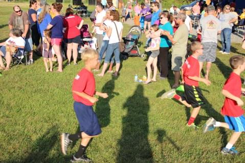 Meet the Tamaqua Youth Soccer Players, Tamaqua Elementary School, Tamaqua, 8-7-2015 (512)