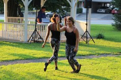 Music In The Park, Salvation Army performs, via Lansford Alive, Kennedy Park, Lansford (117)