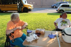Music In The Park, Salvation Army performs, via Lansford Alive, Kennedy Park, Lansford (8)