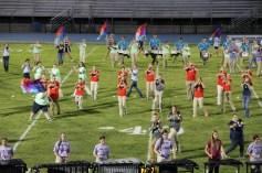 Raider Marching Band during Fall Meet The Raiders, TASD Sports Stadium, Tamaqua, 8-26-2015 (143)