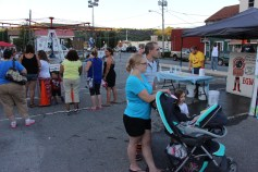 Salvation Army Kidz Karnival, Kids Carnival, Train Station Lot, Tamaqua, 8-4-2015 (101)