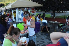 Salvation Army Kidz Karnival, Kids Carnival, Train Station Lot, Tamaqua, 8-4-2015 (112)