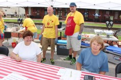 Salvation Army Kidz Karnival, Kids Carnival, Train Station Lot, Tamaqua, 8-4-2015 (7)