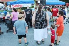 Salvation Army Kidz Karnival, Kids Carnival, Train Station Lot, Tamaqua, 8-4-2015 (80)