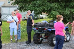 Search for Missing Man, South Ward Mountain, Tamaqua, 8-13-2015 (10)