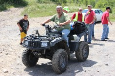 Search for Missing Man, South Ward Mountain, Tamaqua, 8-13-2015 (106)