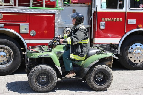 Search for Missing Man, South Ward Mountain, Tamaqua, 8-13-2015 (126)