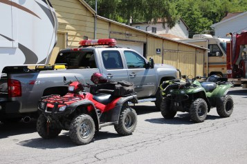 Search for Missing Man, South Ward Mountain, Tamaqua, 8-13-2015 (144)