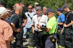 Search for Missing Man, South Ward Mountain, Tamaqua, 8-13-2015 (192)