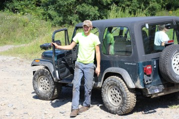 Search for Missing Man, South Ward Mountain, Tamaqua, 8-13-2015 (239)