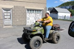 Search for Missing Man, South Ward Mountain, Tamaqua, 8-13-2015 (252)