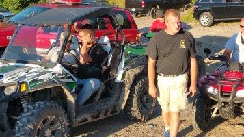 Search for Missing Man, South Ward Mountain, Tamaqua, 8-13-2015 (325)