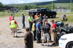 Search for Missing Man, South Ward Mountain, Tamaqua, 8-13-2015 (74)