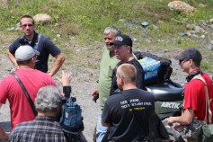 Search for Missing Man, South Ward Mountain, Tamaqua, 8-13-2015 (90)