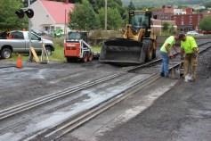 Spruce Street Construction Complete, Tamaqua, 8-21-2015 (18)