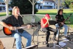 Sterling Koch Trio, Music In The Park, via Lansford Alive, Kennedy Park, Lansford (5)