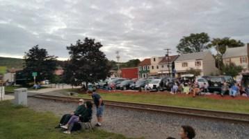 Steve Brosky & Jimmy Meyer, Tamaqua Chamber Summer Concert Series, Train Station, Tamaqua (31)
