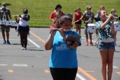 Tamaqua Raider Band Camp, Middle School Parking Lot, Tamaqua, 8-13-2015 (116)
