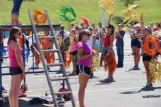 Tamaqua Raider Band Camp, Middle School Parking Lot, Tamaqua, 8-13-2015 (256)