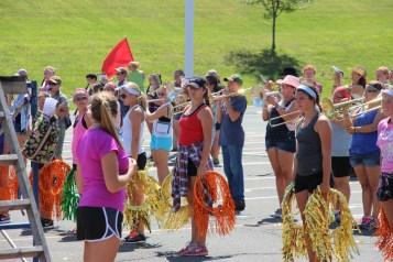 Tamaqua Raider Band Camp, Middle School Parking Lot, Tamaqua, 8-13-2015 (259)
