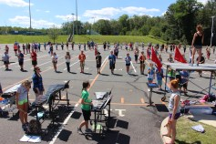 Tamaqua Raider Band Camp, Middle School Parking Lot, Tamaqua, 8-13-2015 (288)