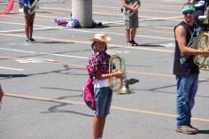 Tamaqua Raider Band Camp, Middle School Parking Lot, Tamaqua, 8-13-2015 (360)