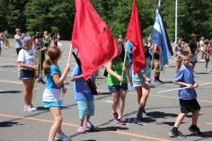 Tamaqua Raider Band Camp, Middle School Parking Lot, Tamaqua, 8-13-2015 (37)