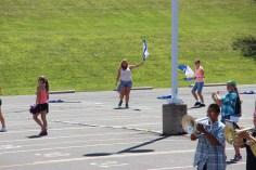 Tamaqua Raider Band Camp, Middle School Parking Lot, Tamaqua, 8-13-2015 (400)